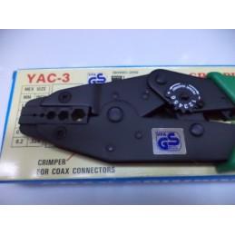 YAC-3 Coax  BNC Sıkma Pensesi