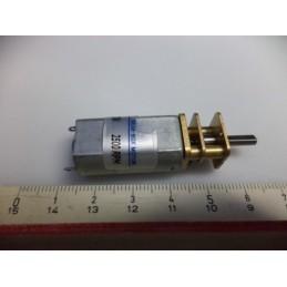 12v 2500 devir redüktörlü motor