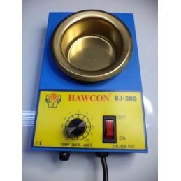Hawcon Lehim Eritme Potası 80mm