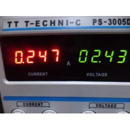 5 amper çift haneli güç kaynağı