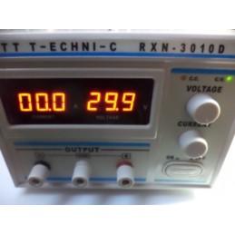 10A 0-30v güç kaynağı