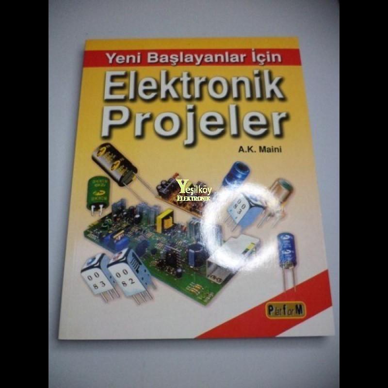 Yeni Başlayanlar için elektronik projeler