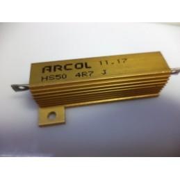 4.7R 50w metal direnç