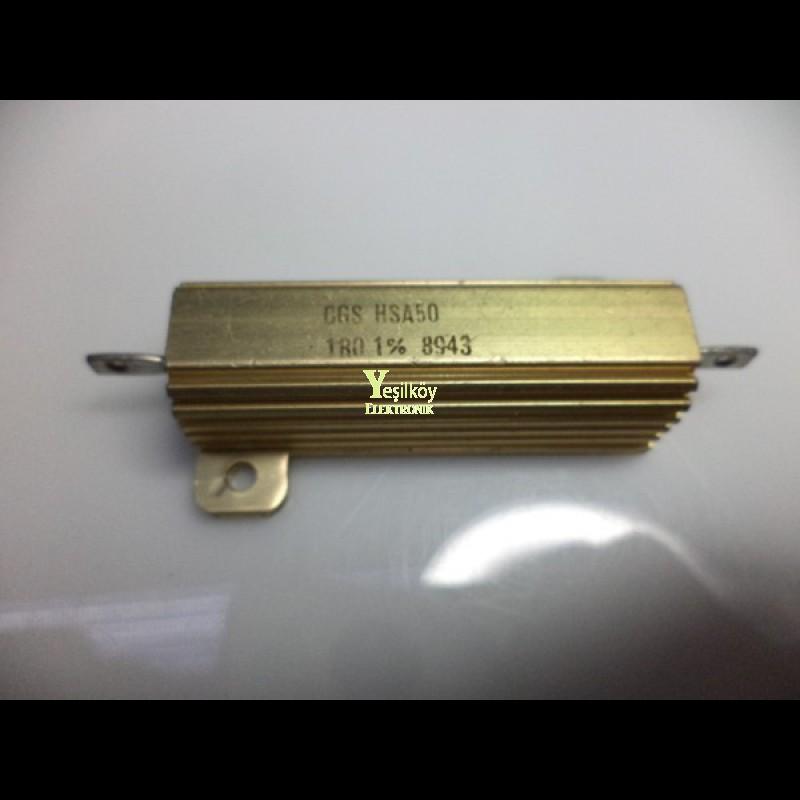 1R 50w metal direnç