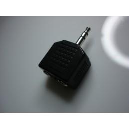 3.5mm stereo çoğaltıcı