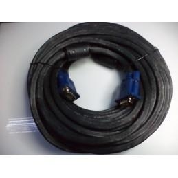 15m vga kablo erkek erkek