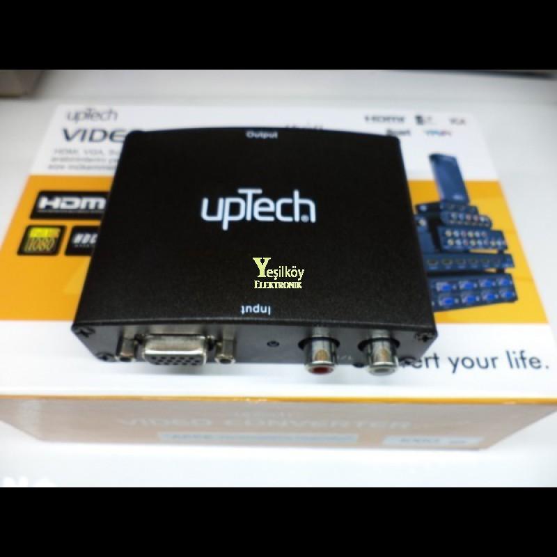 Uptech Vga Hdmi dönüştürücü