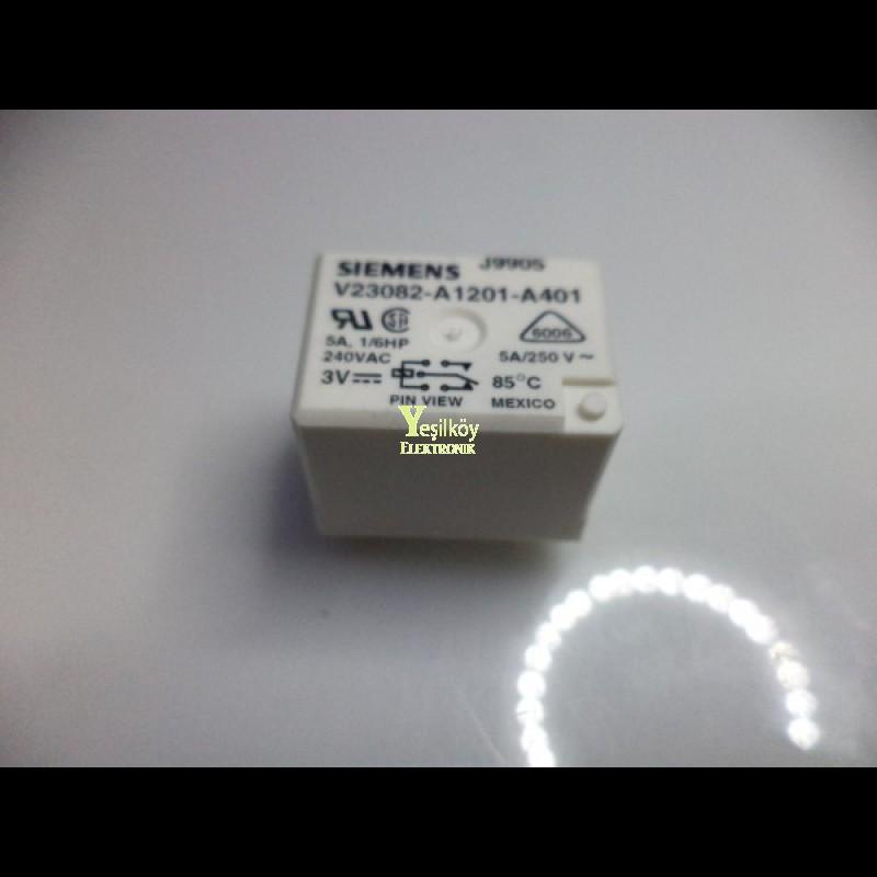 Siemens 3v Röle