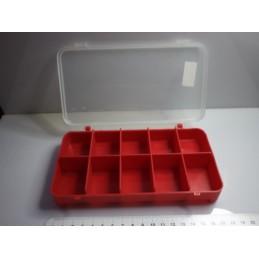 10 bölmeli malzeme kutusu