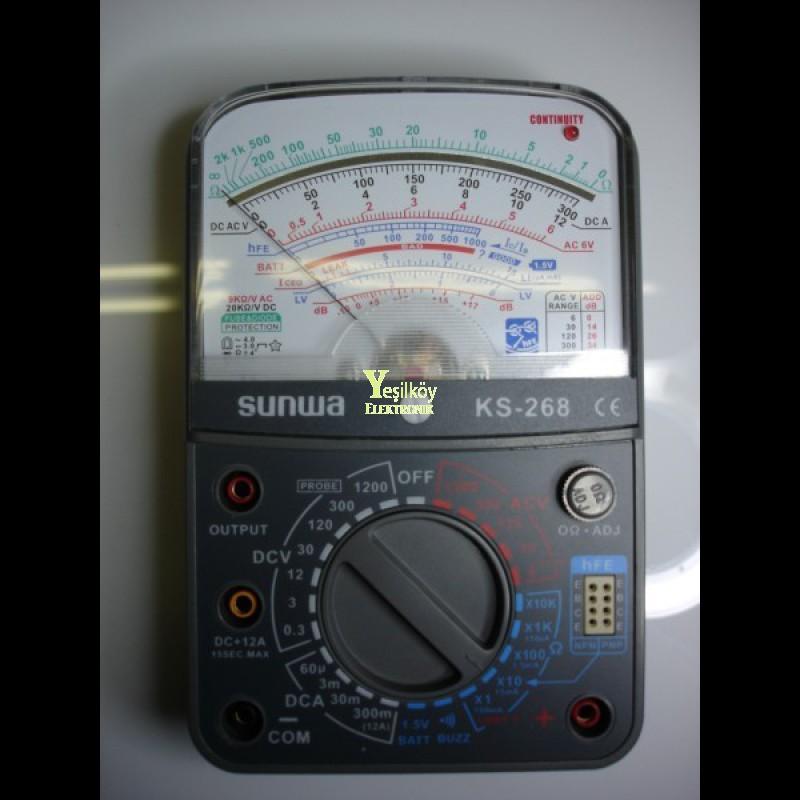 Sunwa Ks-268