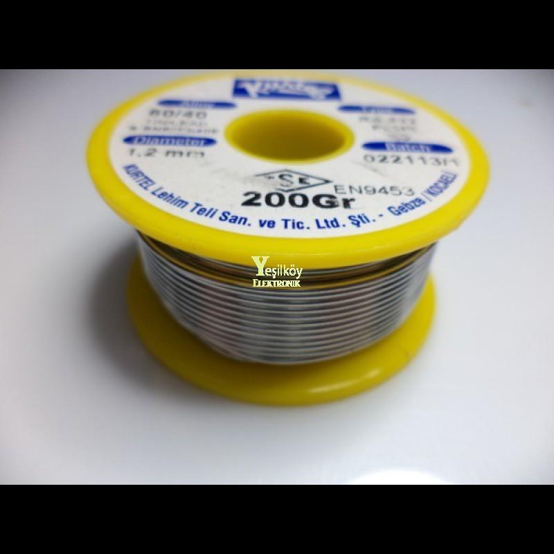 Kurtel 200gr Lehim teli