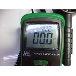Cem dt618 rüzgar şiddeti ölçer