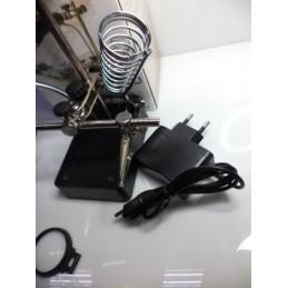 sline yardımcı el ledli adaptörlü