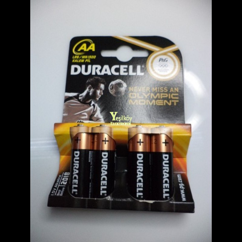 Duracell AA Pil