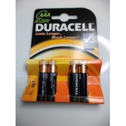 Duracell AAA pil
