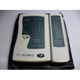 TT Technic HM217 Data Telefon Kablosu Test Aleti
