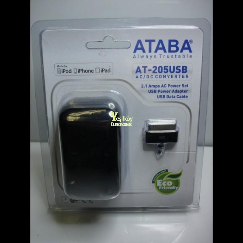 Ataba ipad / iphone adaptörü