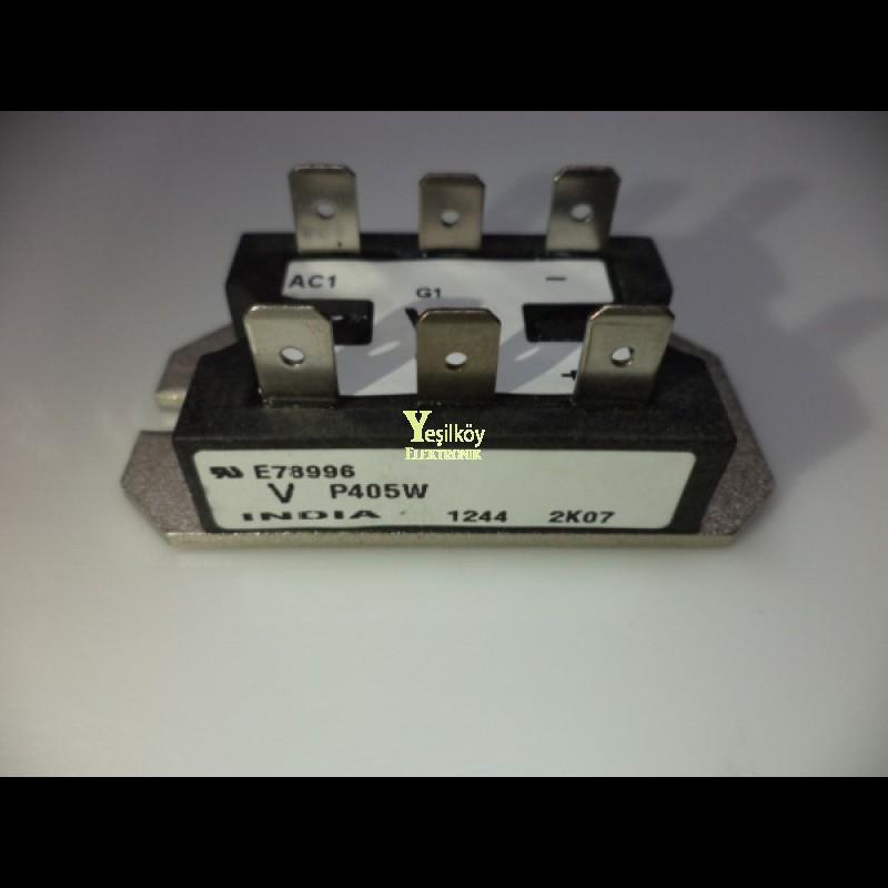 P405w SCR modül