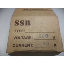 50a Solid State Röle