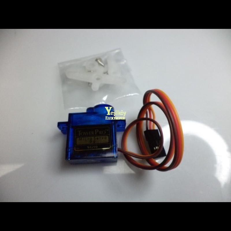 Servo Motor Küçük