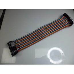 40pin erkek dişi uzun kablo