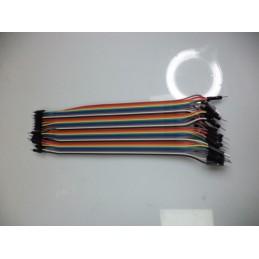 40pin erkek erkek jumper kablo