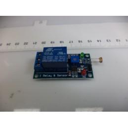 ışık sensör modülü röleli