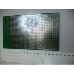 10x16 kaliteli delikli çift yüzlü plaket