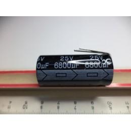 6800mf 25v