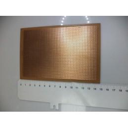 Delikli Şerit 10x15cm plaket