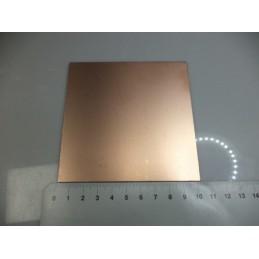 Epoksi 10x10 Bakırlı Plaket