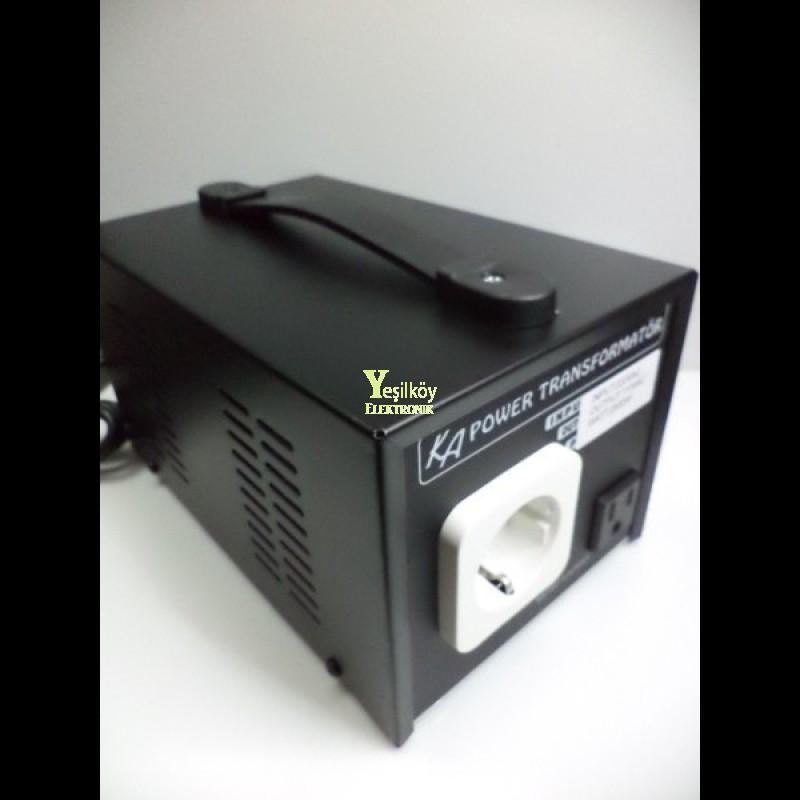 2500w 110-220v dönüştürücü adaptör