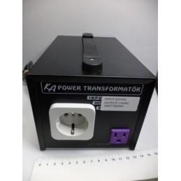 3000w 110-220v dönüştürücü adaptör