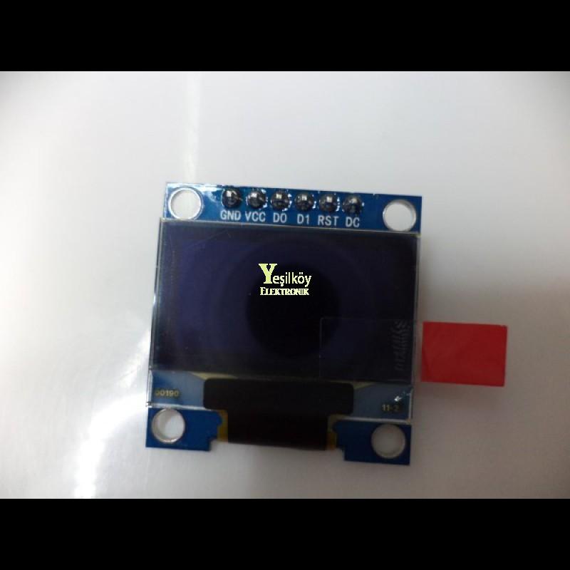 Oled 6pin 0.9 LCD
