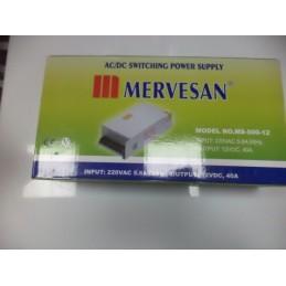 12v 40a 500w Mervesan