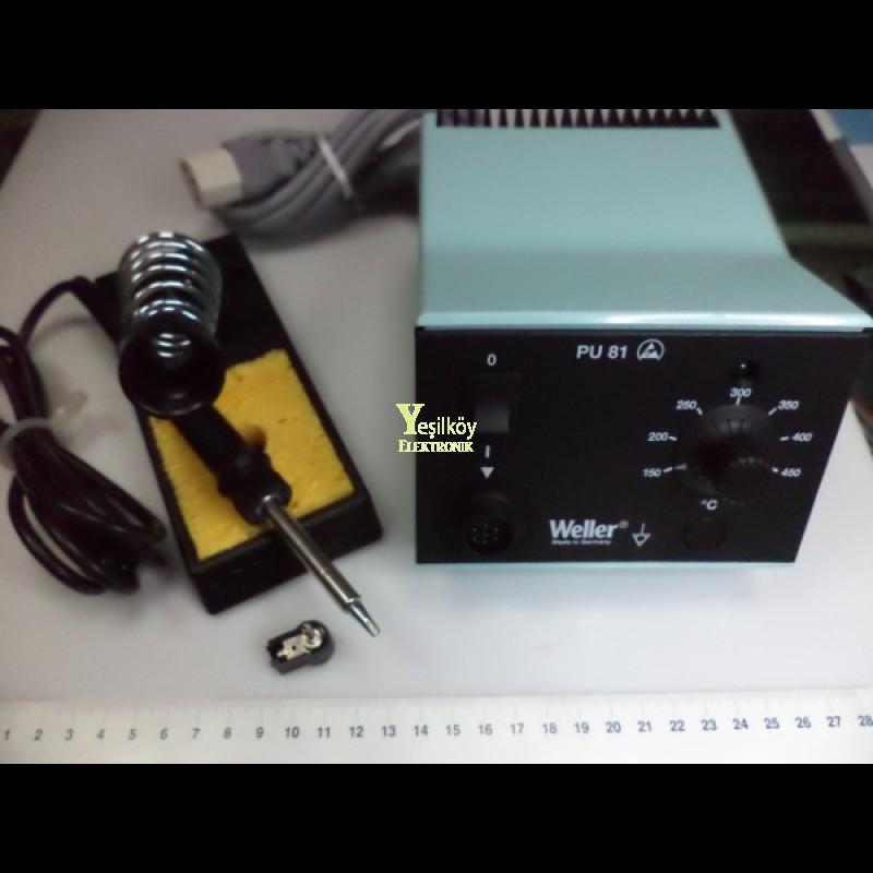 Weller WS81 analog havya