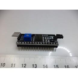 iic i2c LCD ekran bağlantı modülü