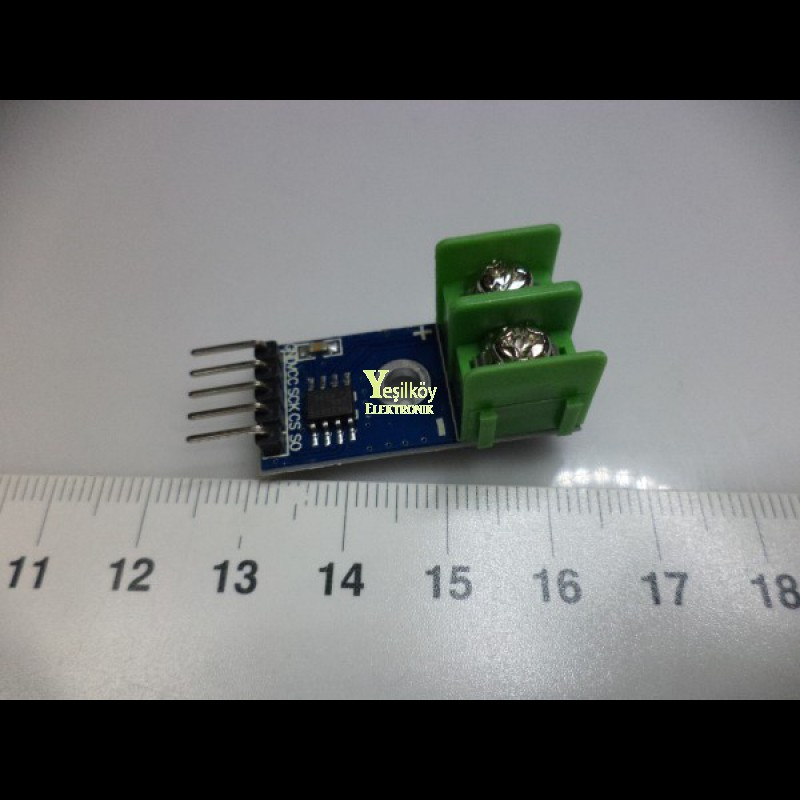 max6675 k tipi prob sıcaklık modülü