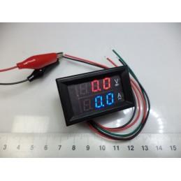 100v 50a voltmetre