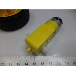 Robot Tekerlek Motor Seti