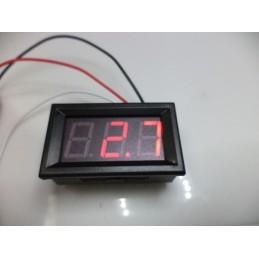 0-100v dc voltmetre