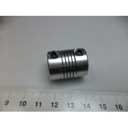 5mm 8mm esnek kaplin