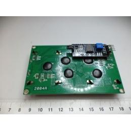 4x20 Karakter LCD Modüllü