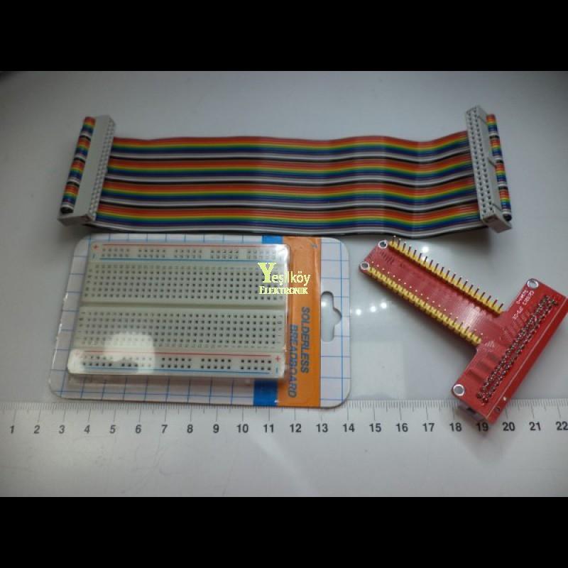 Raspberry gpio Kablolu Set