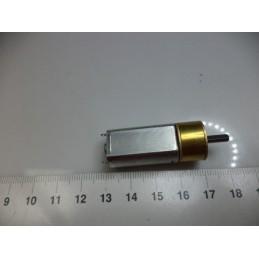 12v 16mm 1000rpm Redüktörlü Motor