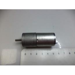 12v 35rpm 25mm Redüktörlü Motor