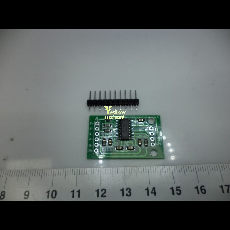 Hx711 Ağırlık Sensörü