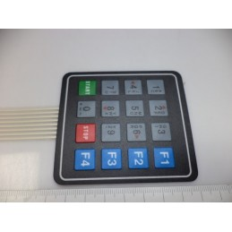 4x4 Keypad Start Stop