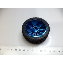 68mm Mavi Tekerlek
