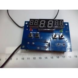 Röleli Termometre Devresi w1401